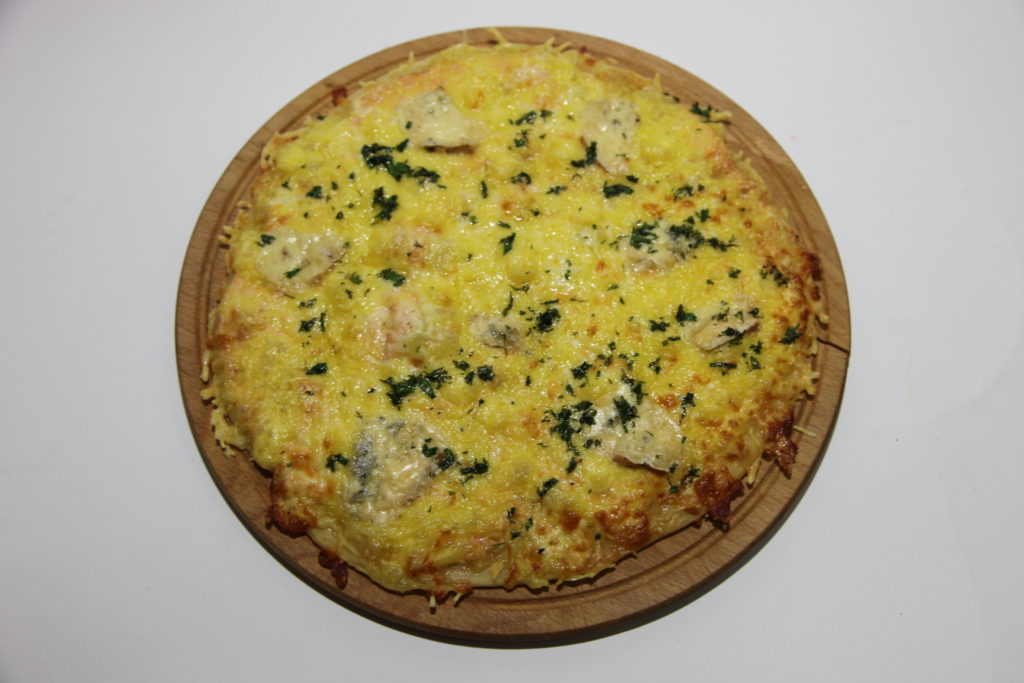 Куриная пицца