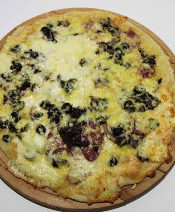 Пицца Аляска